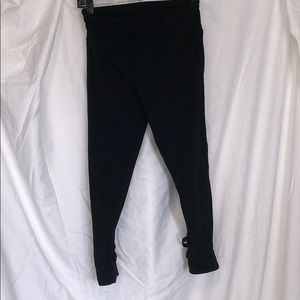 Black VS Sport Cropped leggings